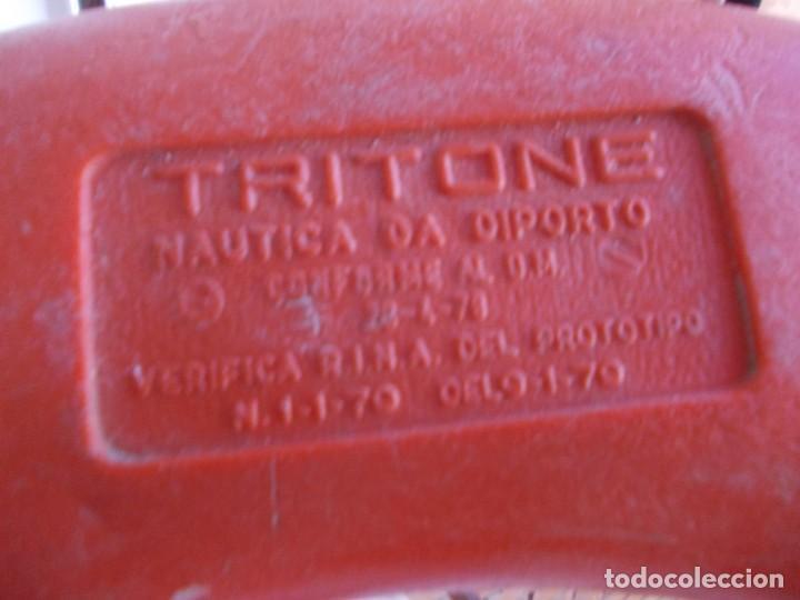Coleccionismo deportivo: salvavidas-flotador - Foto 6 - 155557470