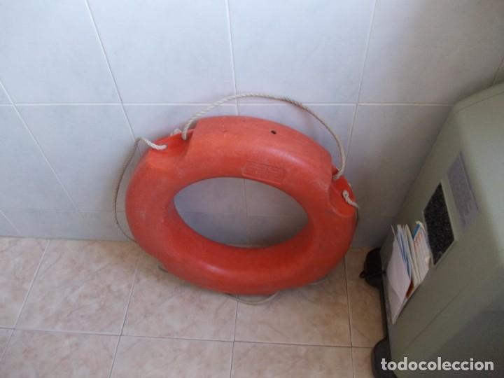 Coleccionismo deportivo: salvavidas-flotador - Foto 8 - 155557470