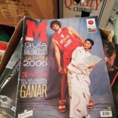 Coleccionismo deportivo: LOTE GUÍAS MARCA HISTÓRICOS. ANTIGUOS Y ESPECIALES.. Lote 155711554