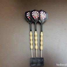 Coleccionismo deportivo: 3 DARDOS UNICORN 2008. Lote 159984330