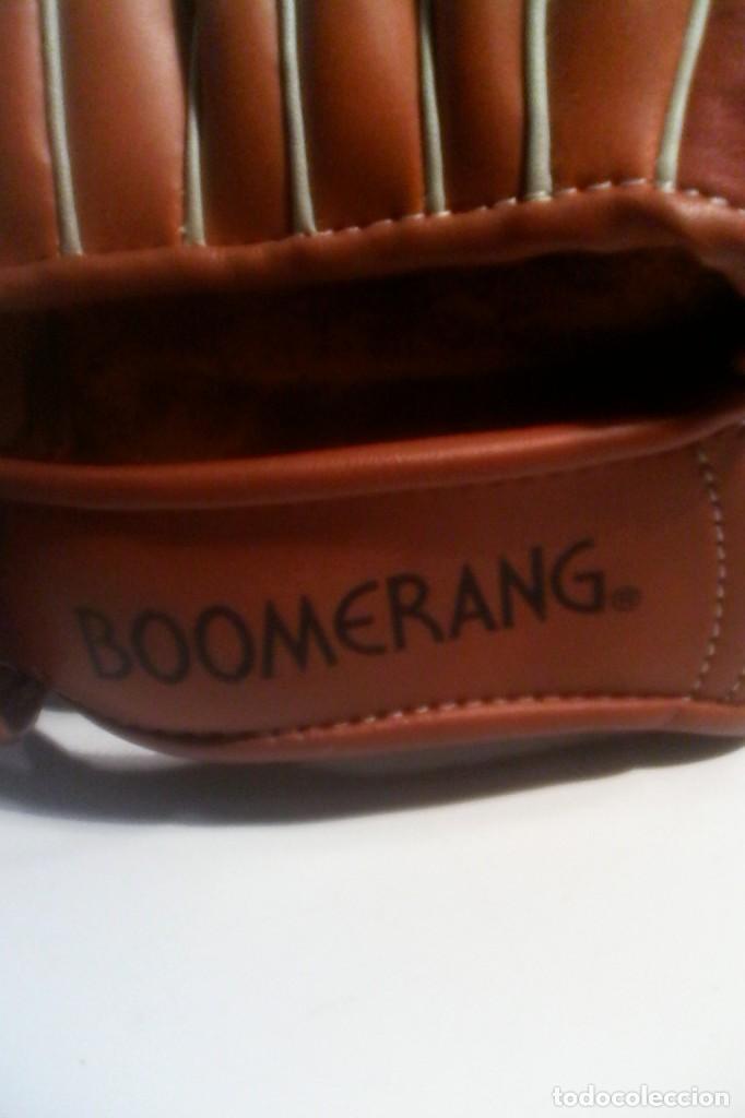 Coleccionismo deportivo: GUANTE BEISBOL - BOOMERANG . - Foto 5 - 160328862