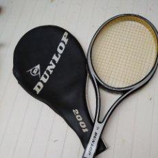 Coleccionismo deportivo: RAQUETA DE TENIS DUNLOP. Lote 160600342