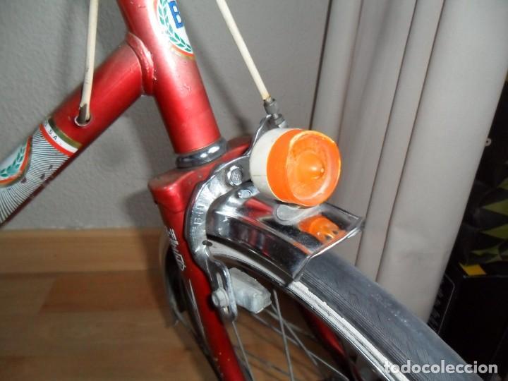 Coleccionismo deportivo: Bicicleta BH plegable años 70 infantil - Foto 2 - 161007030