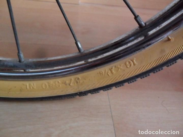 Coleccionismo deportivo: Bicicleta BH plegable años 70 infantil - Foto 4 - 161007030