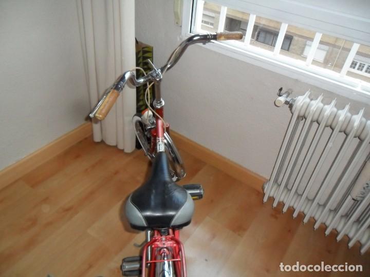 Coleccionismo deportivo: Bicicleta BH plegable años 70 infantil - Foto 12 - 161007030