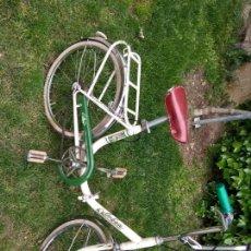 Coleccionismo deportivo - Bicicleta Orbea años 60 - 161107606