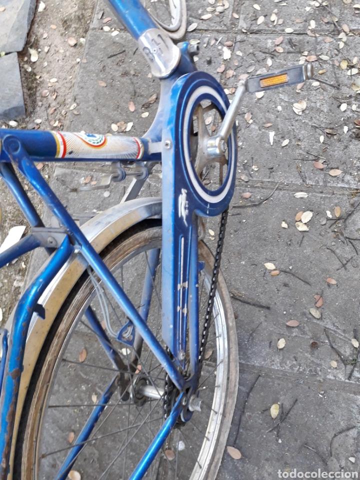 Coleccionismo deportivo: Bicicleta paseo plegable Bh años 70 Recogida en Mano - Foto 5 - 162398861