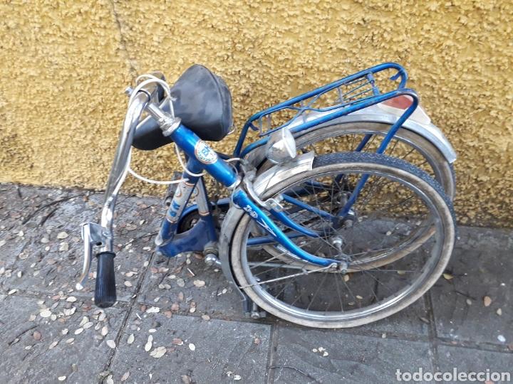 Coleccionismo deportivo: Bicicleta paseo plegable Bh años 70 Recogida en Mano - Foto 6 - 162398861