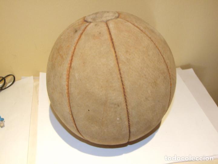 Coleccionismo deportivo: BALON, PELOTA DE ENTRENAMIENTO - Foto 2 - 162506218