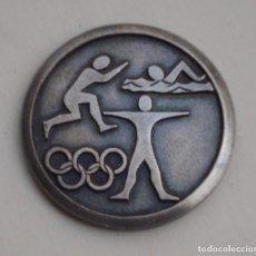 Coleccionismo deportivo: MEDALLA CURSOS NATACIÓN DELEGACIÓN JUVENTUDES 1971. Lote 165245234
