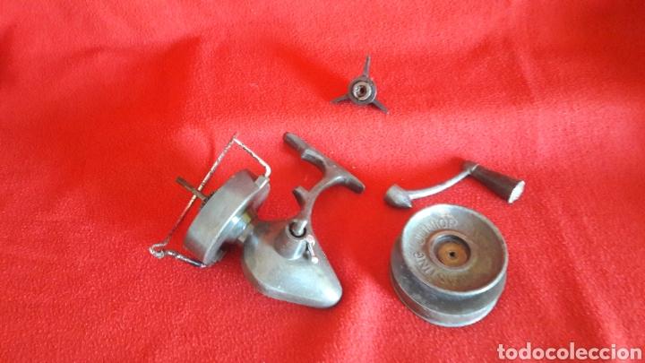 Coleccionismo deportivo: Carrete pesca aimsa - Foto 14 - 165436584
