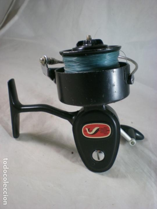 Coleccionismo deportivo: Mitchell 306 - Carrete Pesca - Made in France - Funciona - Foto 4 - 166017246