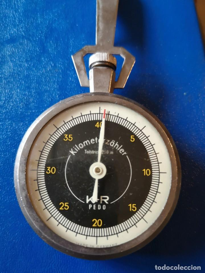 Coleccionismo deportivo: Cronometro Zahler Alemania - Foto 2 - 167059124