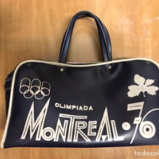 Coleccionismo deportivo: BOLSA DEPORTE MONTREAL 76 ORIGINAL. Lote 167501964