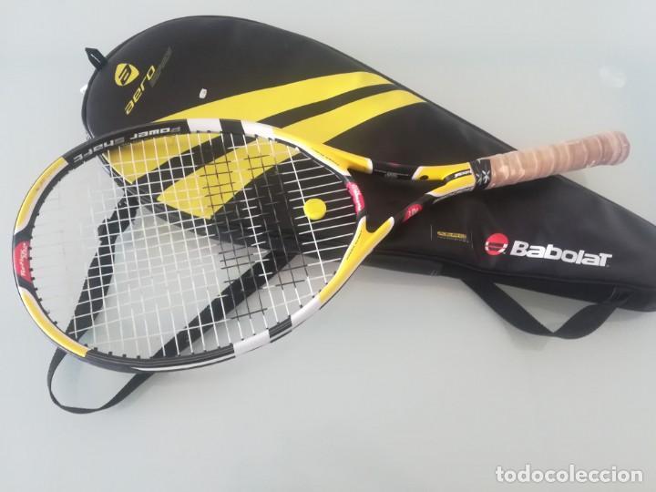 Coleccionismo deportivo: Raqueta tenis Babolat Aero Reflex 102 - AÑO 2008 - - Foto 6 - 167576528