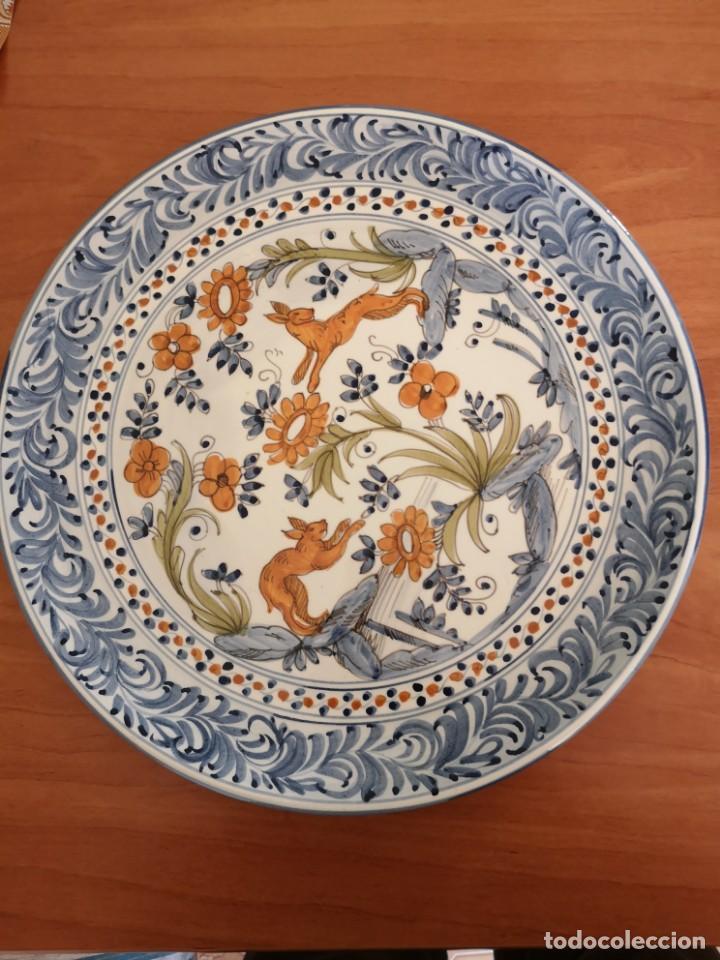 Coleccionismo deportivo: Plato de ceramica torneo internacional de waterpolo cuidad Savona - Foto 2 - 167952316