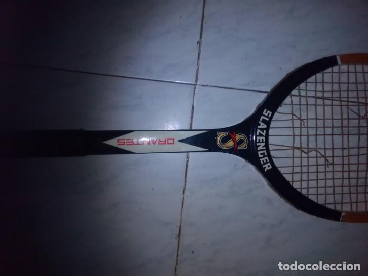 Coleccionismo deportivo: Raqueta slazenger - Foto 2 - 168239368