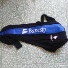 Coleccionismo deportivo: CULOTTE LARGO CICLISMO BANESTO 94. CON TIRANTES, SIN BADANA. INDURAIN. XL. Lote 168615884