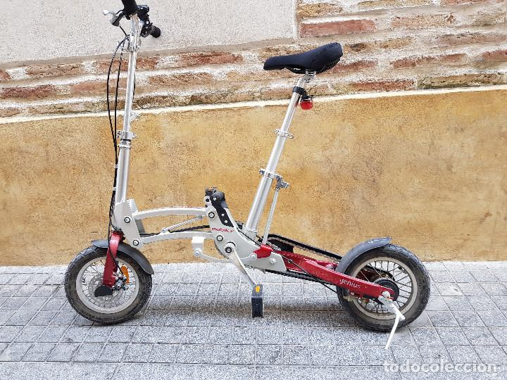 Mobiky Genius Usata.Mobiky Genius Bicicleta Plegable Folding Bike