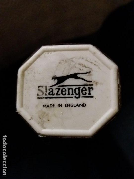 Coleccionismo deportivo: RAQUETA SLAZENGER CHALLENGE AÑOS 70 CON FUNDA - TENIS - Foto 6 - 171067414