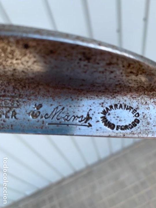 Coleccionismo deportivo: PALO DE GOLF, PUTTER ANTIGUO EN MADERA - Foto 3 - 171523240