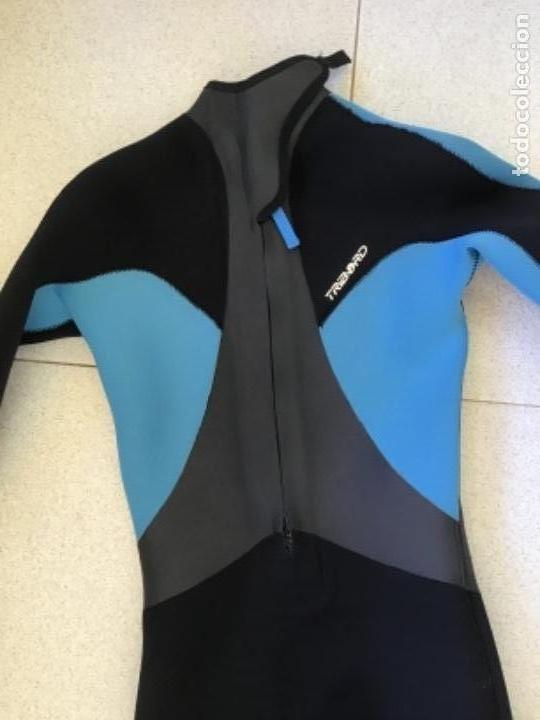 Coleccionismo deportivo: TRAJE NEOPRENO LARGO SURF. TRIBORD. 3 mm - Foto 3 - 171752582
