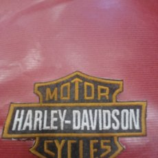 Coleccionismo deportivo: PARCHE HARLEY DAVIDSON. Lote 173439408