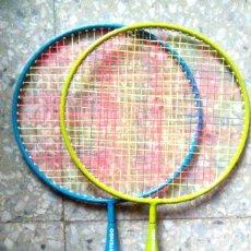 Coleccionismo deportivo: 2 PALAS, RAQUETAS ARTENGO. Lote 173954704