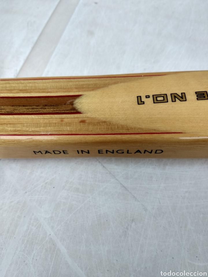 Coleccionismo deportivo: Raqueta de madera slazenger. Challenge Nº 1. Difícil de encontrar light 3 - Foto 8 - 174512927