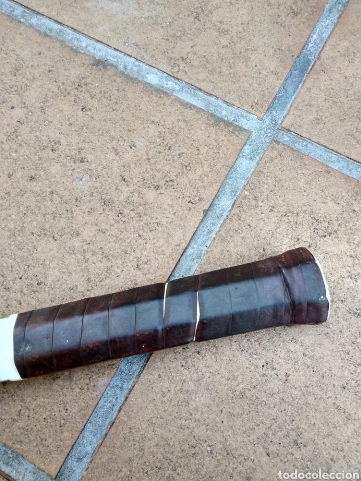 Coleccionismo deportivo: Raqueta de madera slazenger. Challenge Nº 1. Difícil de encontrar light 3 - Foto 11 - 174512927