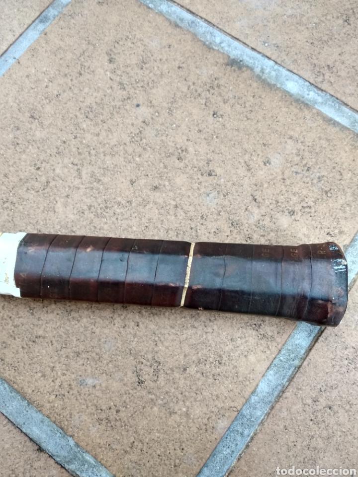 Coleccionismo deportivo: Raqueta de madera slazenger. Challenge Nº 1. Difícil de encontrar light 3 - Foto 12 - 174512927