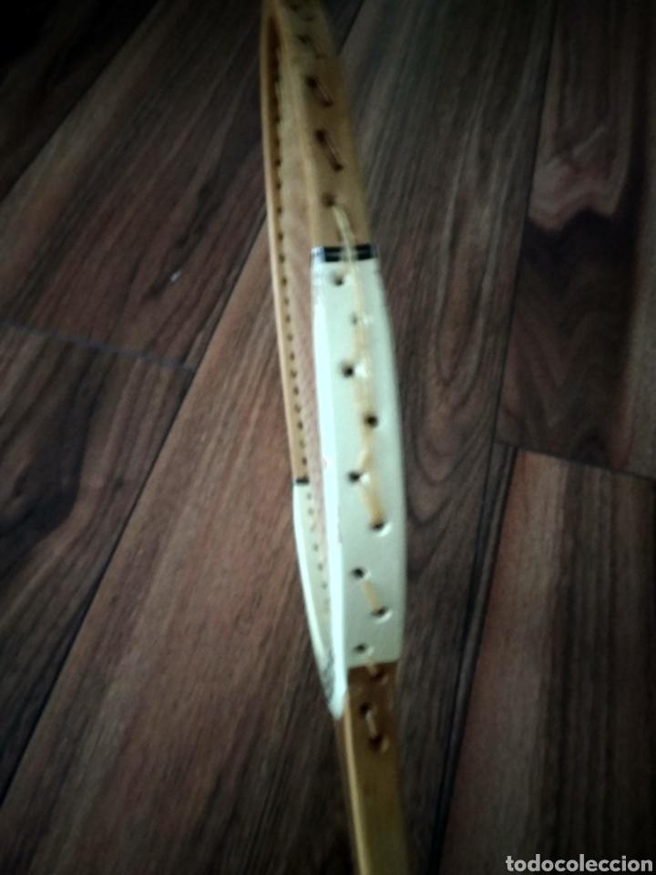 Coleccionismo deportivo: Raqueta de madera slazenger. Challenge Nº 1. Difícil de encontrar light 3 - Foto 14 - 174512927
