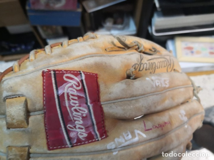 Coleccionismo deportivo: Guantes BEISBOL RAWLINGS - Foto 1 - 176307925