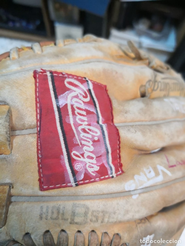 Coleccionismo deportivo: Guantes BEISBOL RAWLINGS - Foto 4 - 176307925