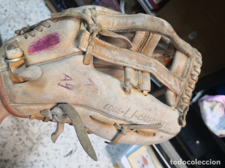 Coleccionismo deportivo: Guantes BEISBOL RAWLINGS - Foto 6 - 176307925