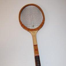 Coleccionismo deportivo: RAQUETA DE TENIS VINTAGE WILSON - JACK KRAMER. Lote 176433512