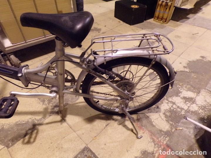 Coleccionismo deportivo: bicicleta plegable bh ibiza - Foto 2 - 177638500