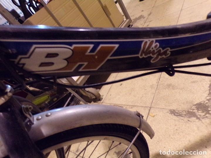 Coleccionismo deportivo: bicicleta plegable bh ibiza - Foto 4 - 177638500