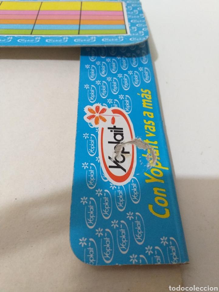 Coleccionismo deportivo: carpeta yoplait años 80 - Foto 5 - 177664698