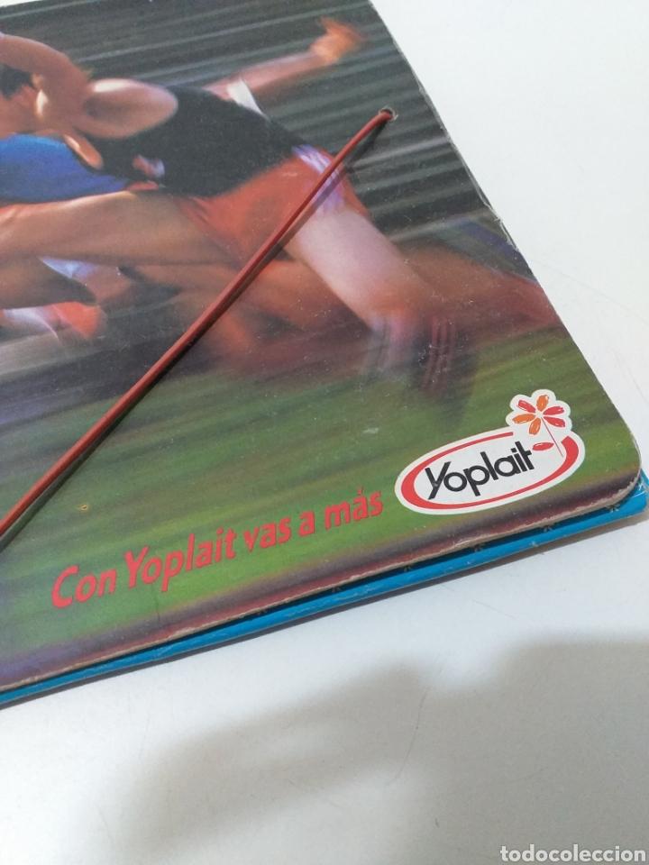 Coleccionismo deportivo: carpeta yoplait años 80 - Foto 6 - 177664698