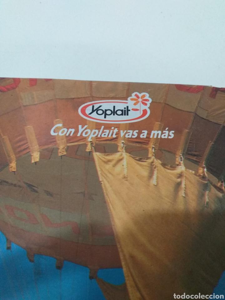 Coleccionismo deportivo: carpeta yoplait años 80 - Foto 7 - 177664698