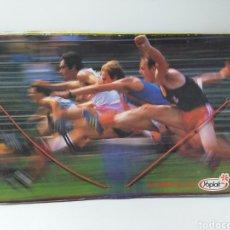 Coleccionismo deportivo: CARPETA YOPLAIT AÑOS 80. Lote 177664698