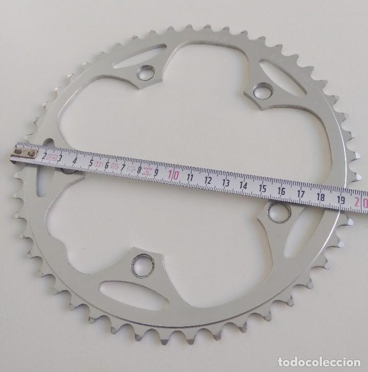 Coleccionismo deportivo: Plato Stronglight 48 T. Recambio bicicleta ciclismo - Foto 5 - 179080656