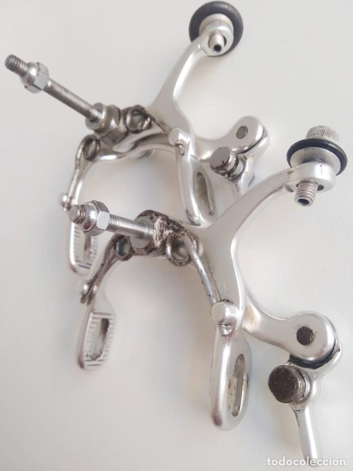 Coleccionismo deportivo: Puentes de freno Galli. Recambio bicicleta clásica ciclismo - Foto 3 - 179136813