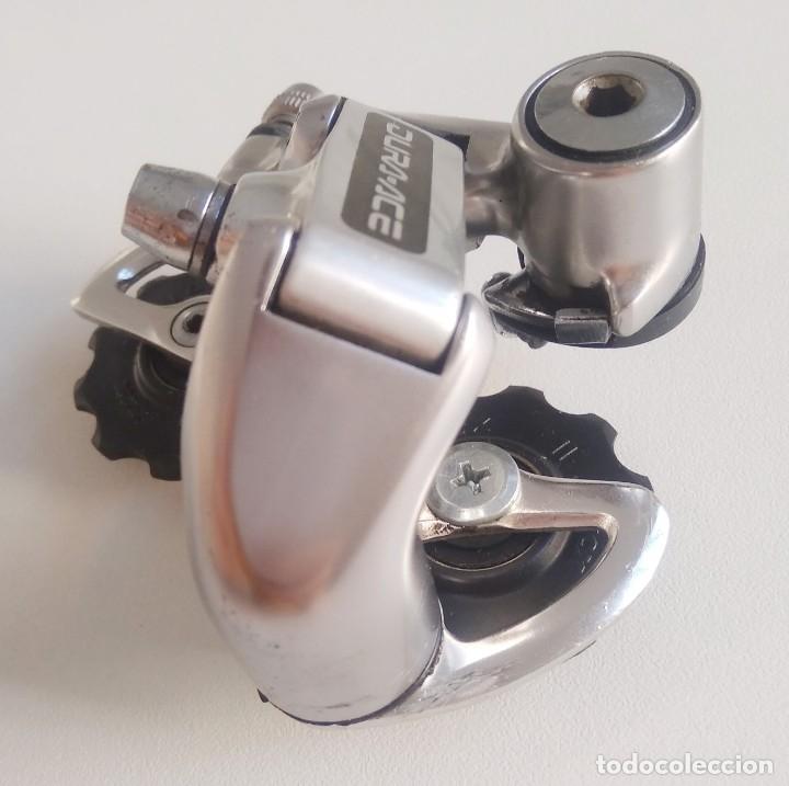 Coleccionismo deportivo: Cambio trasero Shimano Dura-Ace RD-7402. Recambio bicicleta ciclismo. ref1 - Foto 5 - 179181521