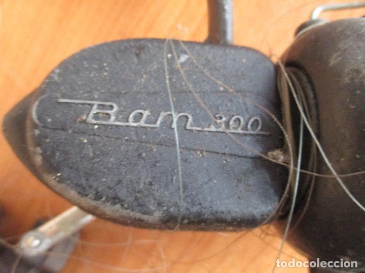 Coleccionismo deportivo: ANTIGUO CARRETE DE PESCA BAM 300 - Foto 2 - 180109127