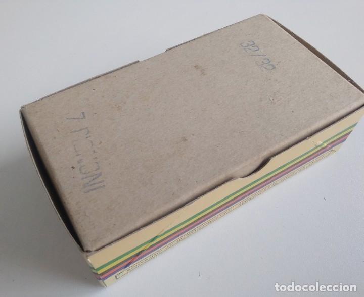 Coleccionismo deportivo: Grupo bujes Campagnolo con caja. Recambio bicicleta clásica ciclismo. Falta un pasante - Foto 10 - 180494791