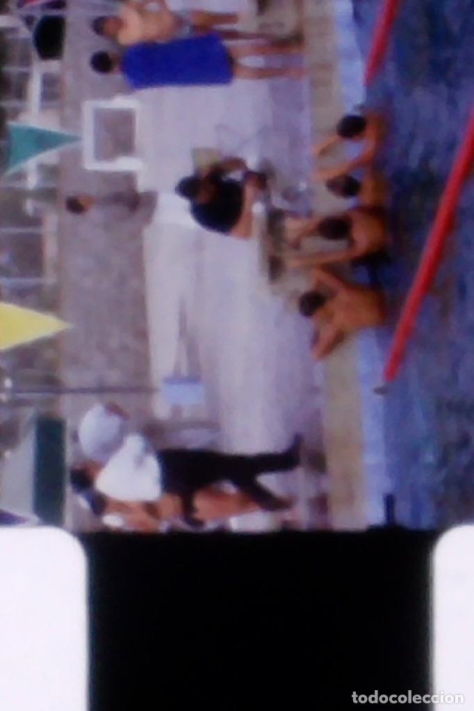 Coleccionismo deportivo: 1968, Campeonato nacional de natación, Categoría infantil. Cinta 8mm casera, único! - Foto 4 - 180866723