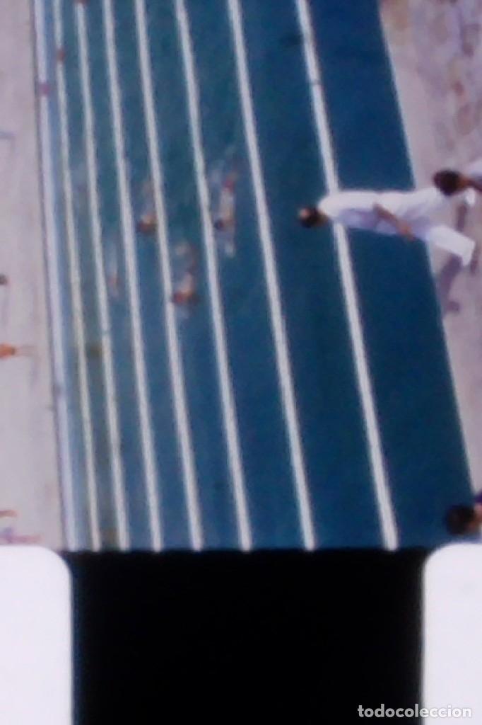 Coleccionismo deportivo: 1968, Campeonato nacional de natación, Categoría infantil. Cinta 8mm casera, único! - Foto 10 - 180866723