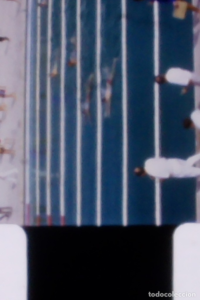 Coleccionismo deportivo: 1968, Campeonato nacional de natación, Categoría infantil. Cinta 8mm casera, único! - Foto 11 - 180866723